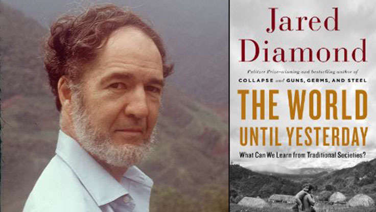 Jared Diamond's<em> The World Until Yesterday</em> Slated For December Release